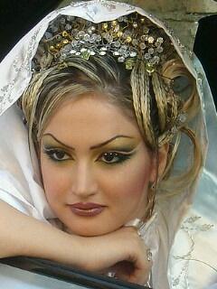 عکس عروس خیلی خوشگل