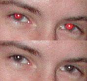 آموزش حذف قرمزی چشم با استفاده از فتوشاپ