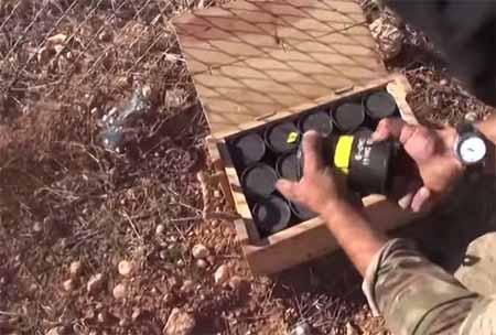 هدیه آمریکایی ها به داعش چه سلاحهایی است؟