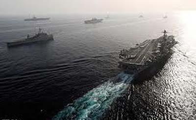 دستورالعمل ایران برای کشتی ها هنگام تردد در خلیج فارس