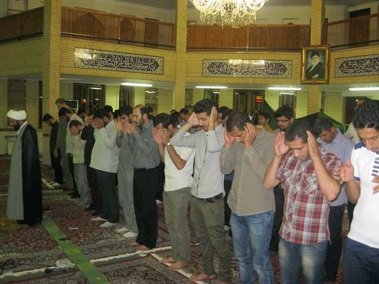 برگزاری نشست هم اندیشی بسیج دانشجویی دانشگاه آزاد اسلامی واحد لاهیجان