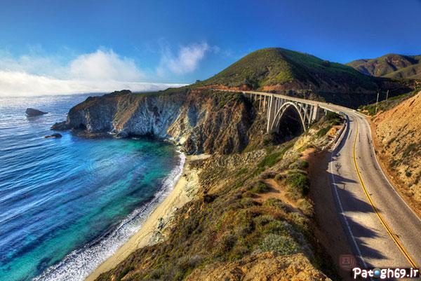 10 جاده زیبا که باید قبل از مرگ در آنها رانندگی کرد!