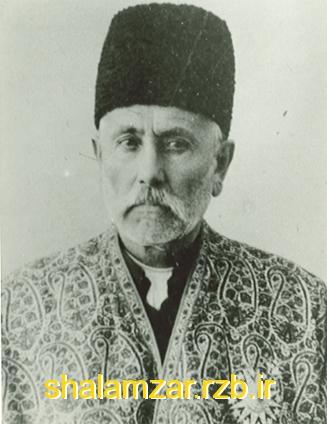 نجف قلی خان صمصام,مسبب قلعه شلمزار