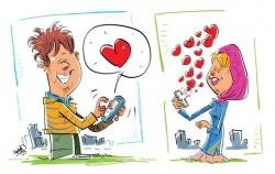 عشقتان را از روی SMS هایش بشناسید