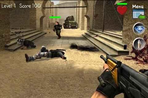 دانلود بازی اکشن ۲۰۱۳ Elite Force 3.7