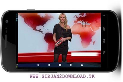 دریافت شبکه های تلویزیونی و رادیویی در آندروید Android DVB-T 1.1