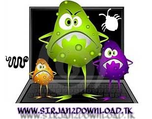 Www.Sirjan2Download.Tk - آموزش پاک کردن ویروس های مخفی با تنظیم ویندوز