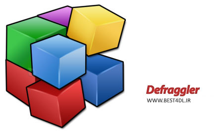 Defraggler یکپارچه سازی قدرتمند و حرفه ای Defraggler 2.15.742