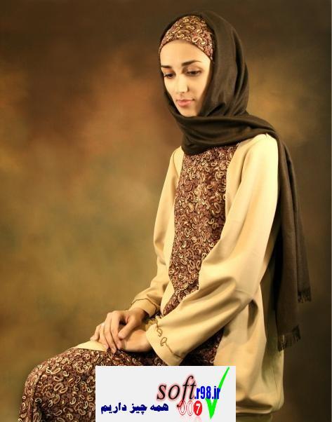 فشن شوي لباس هاي اسلامي در ايران