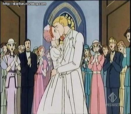 مراسم ازدواج جودی و بابا لنگ دراز