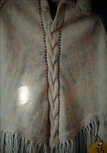 شال گردن گیس باف