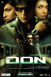 دانلود زیرنویس فارسی فیلم  Don 1 2006