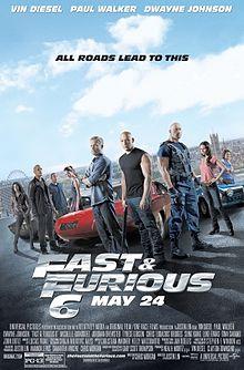 دانلود زیرنویس فارسی فیلم Fast and Furious 6
