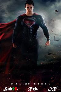 دانلود زیرنویس فارسی فیلم Man Of Steel 2013