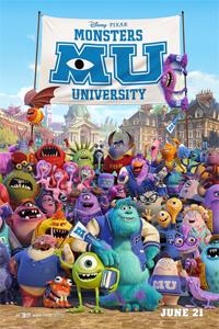 دانلود زیرنویس فارسی فیلم Monsters University