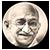 اس ام اس سخنان گاندی