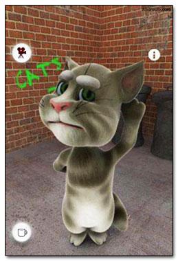 دانلود نرم افزار صحبت با گربه |T-virus.rozblog.com|
