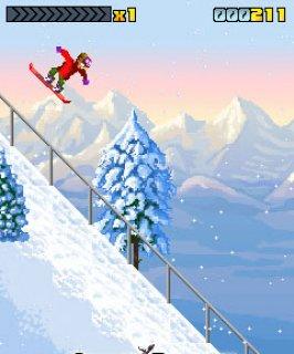 بازی اسکی برای جاوا|T-virus.r98.ir|