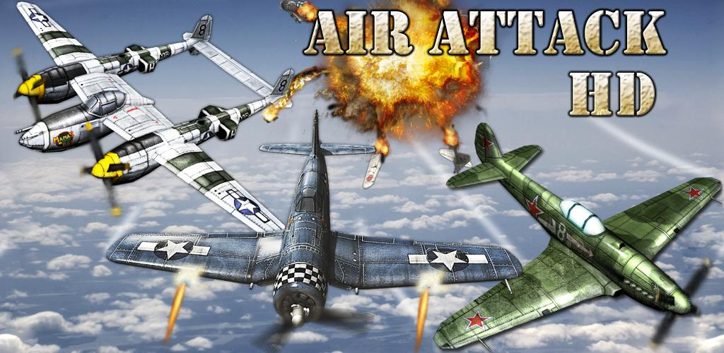 دانلود بازی AirAttack HD 1.2 Full
