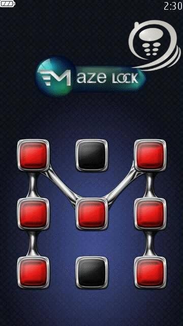 لاک کردن گوشی به شیوه ی آندروید|T-virus.rozblog.com|