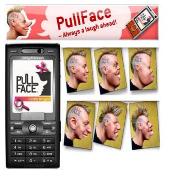 نرم افزار تغییر چهره برای جاوا