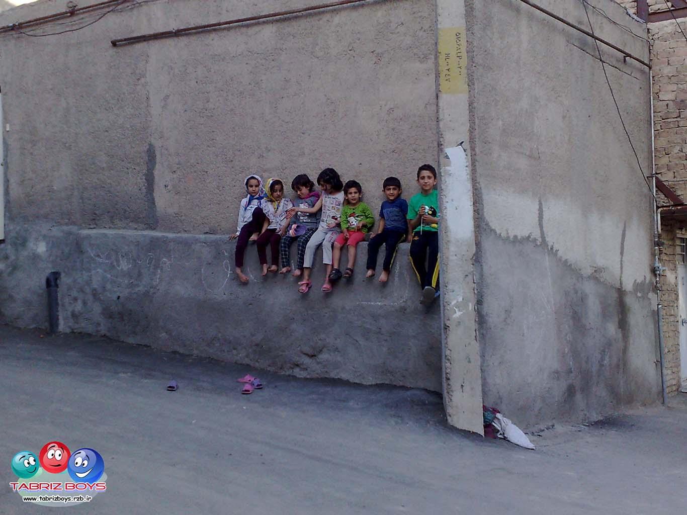 بچه های تبریز