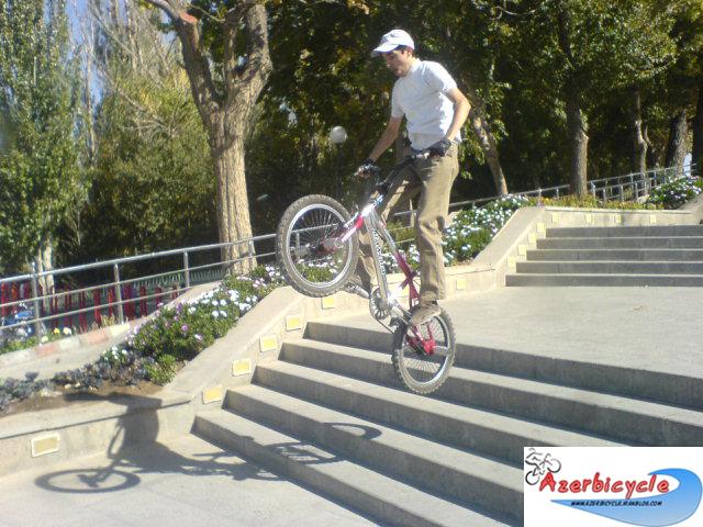 دوچرخه سوار تبریزی