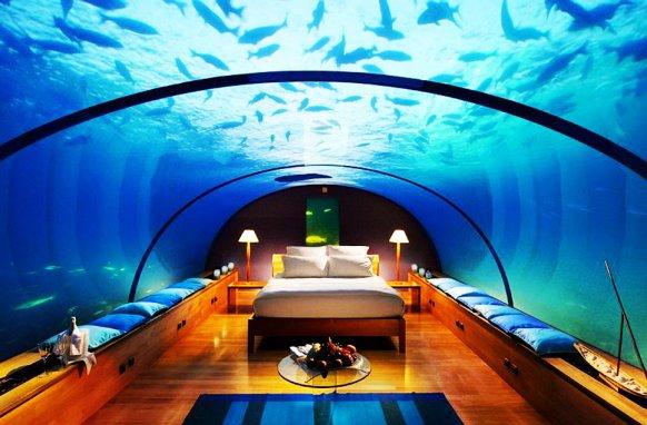 زیباترین اتاق خواب دنیا