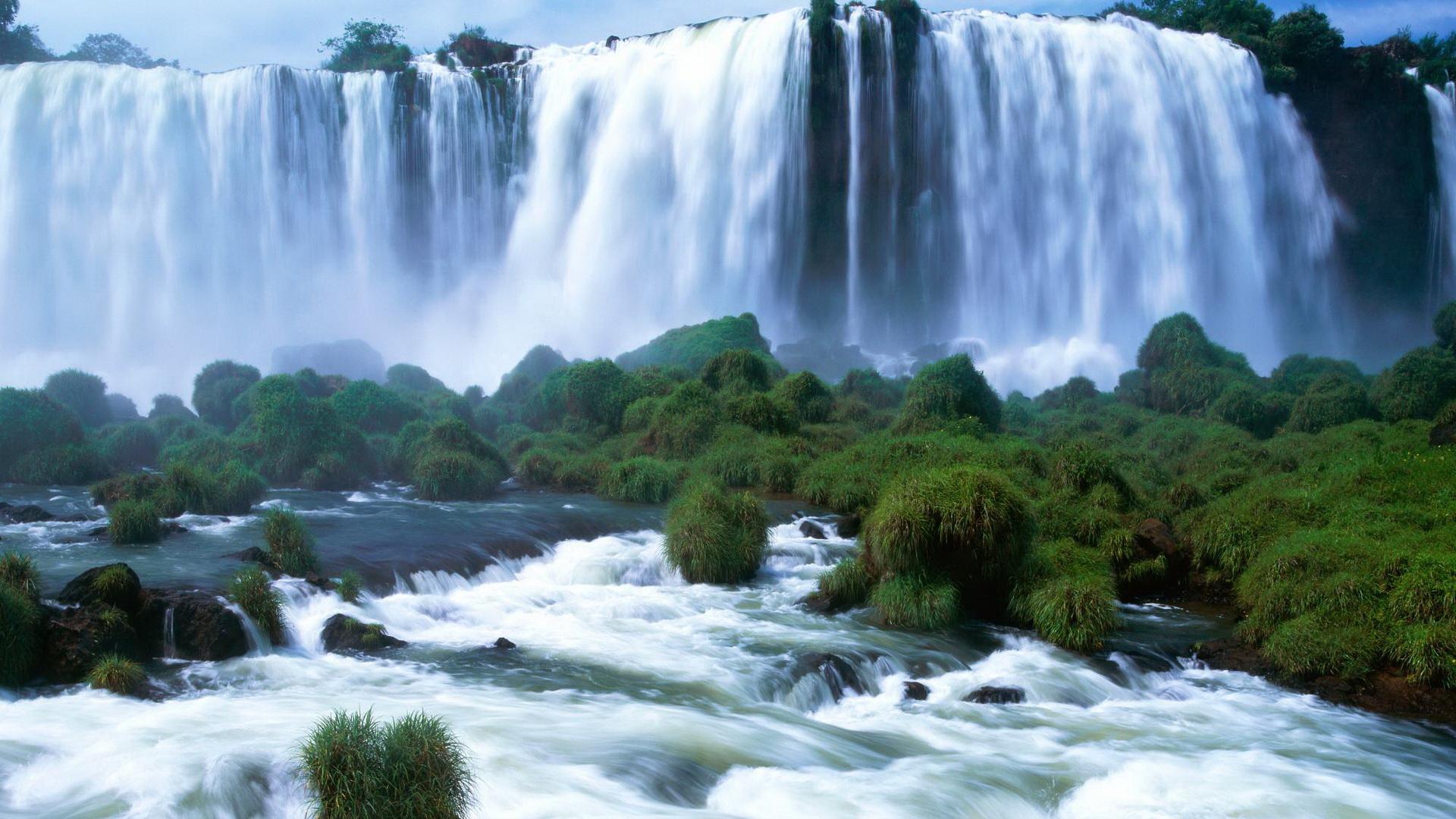 آبشاری بسیار بزرگ