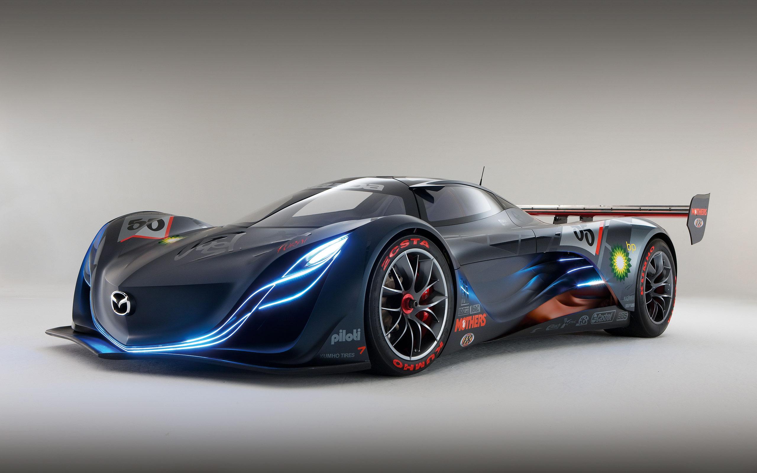 اتومبیل مسابقه Mazda Furai