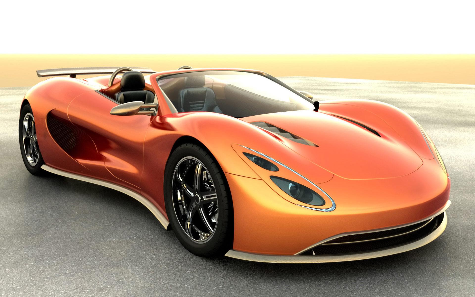 ماشین به رنگ کویر