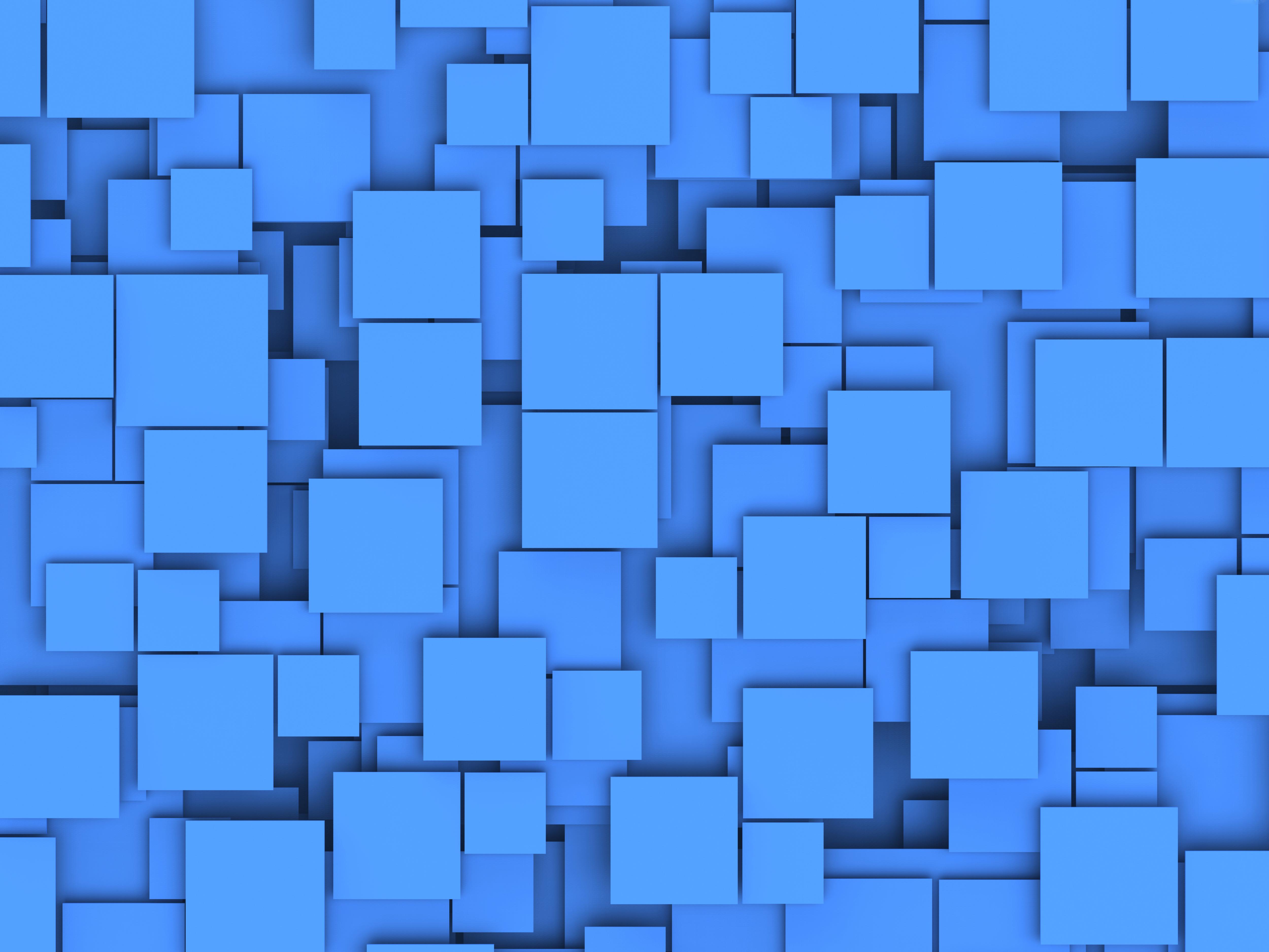 مکعب های در هم