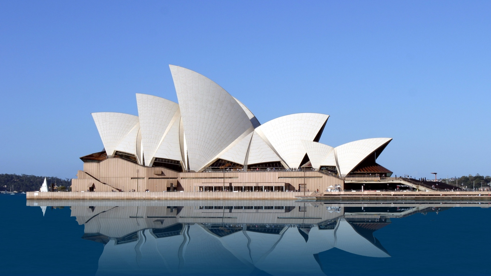 خانه ی اپرا - سیدنی ، استرالیا