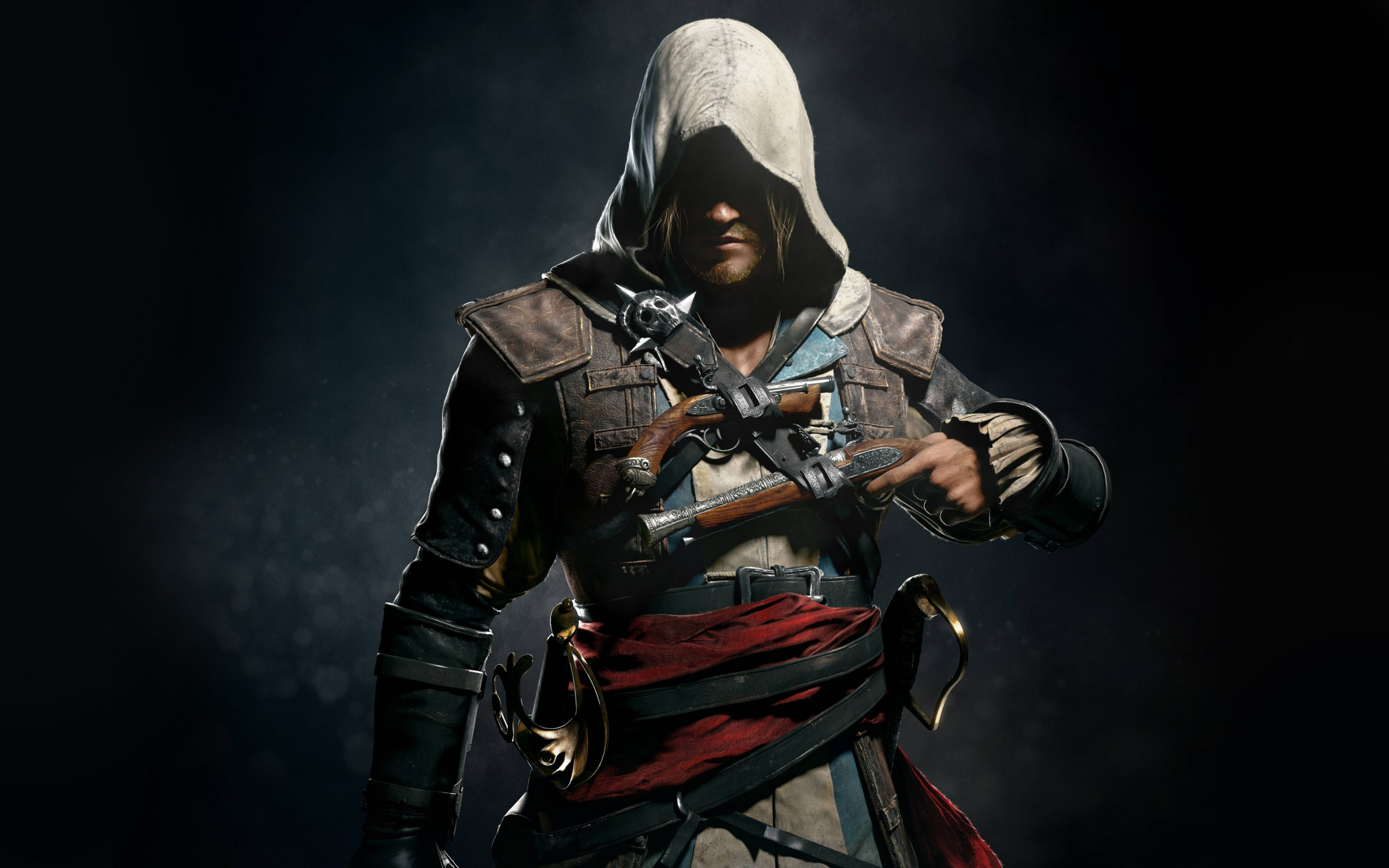 بازی assassins creed 4 black flag wide