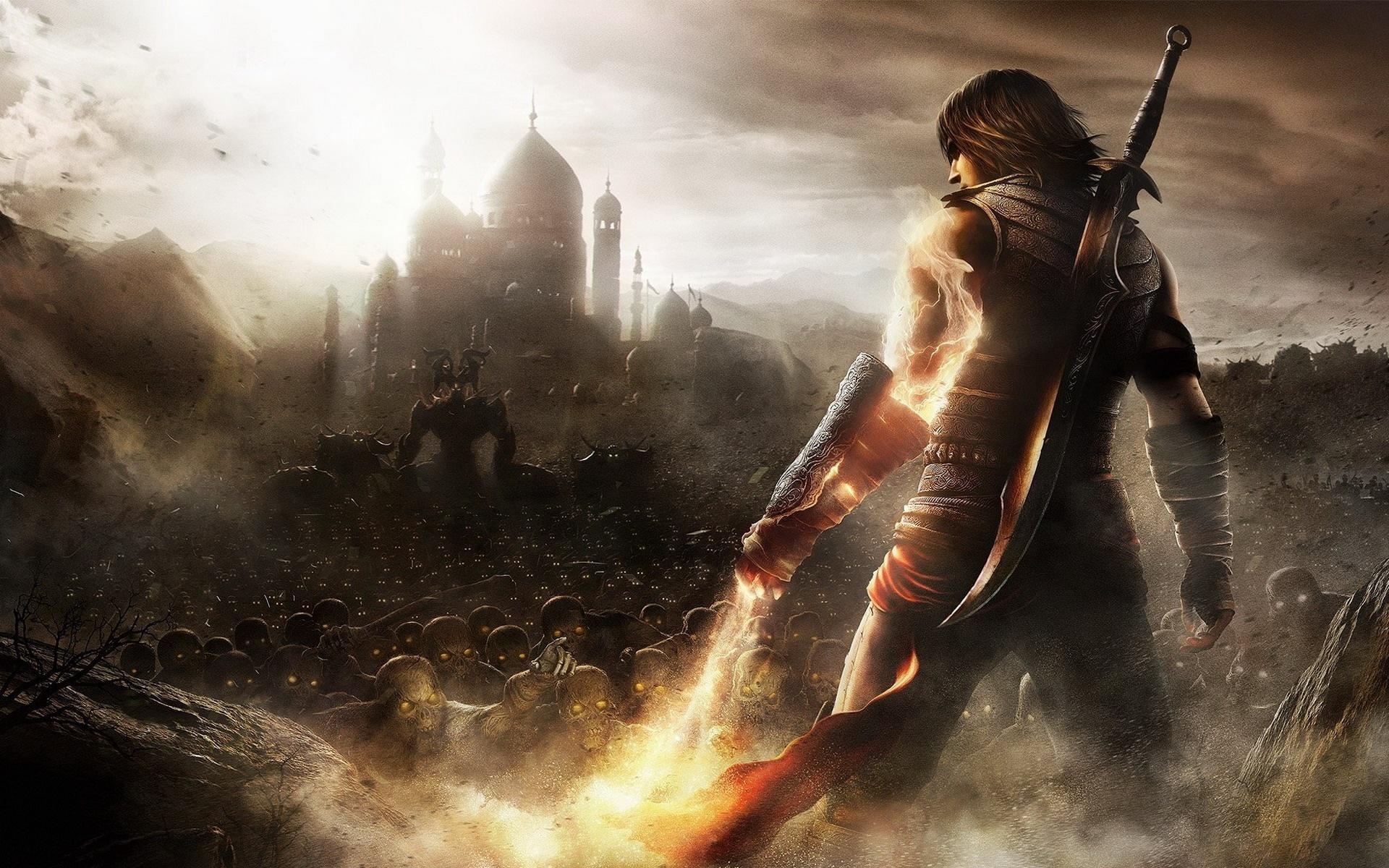 بازی Prince Of Persia The Forgotten Sands