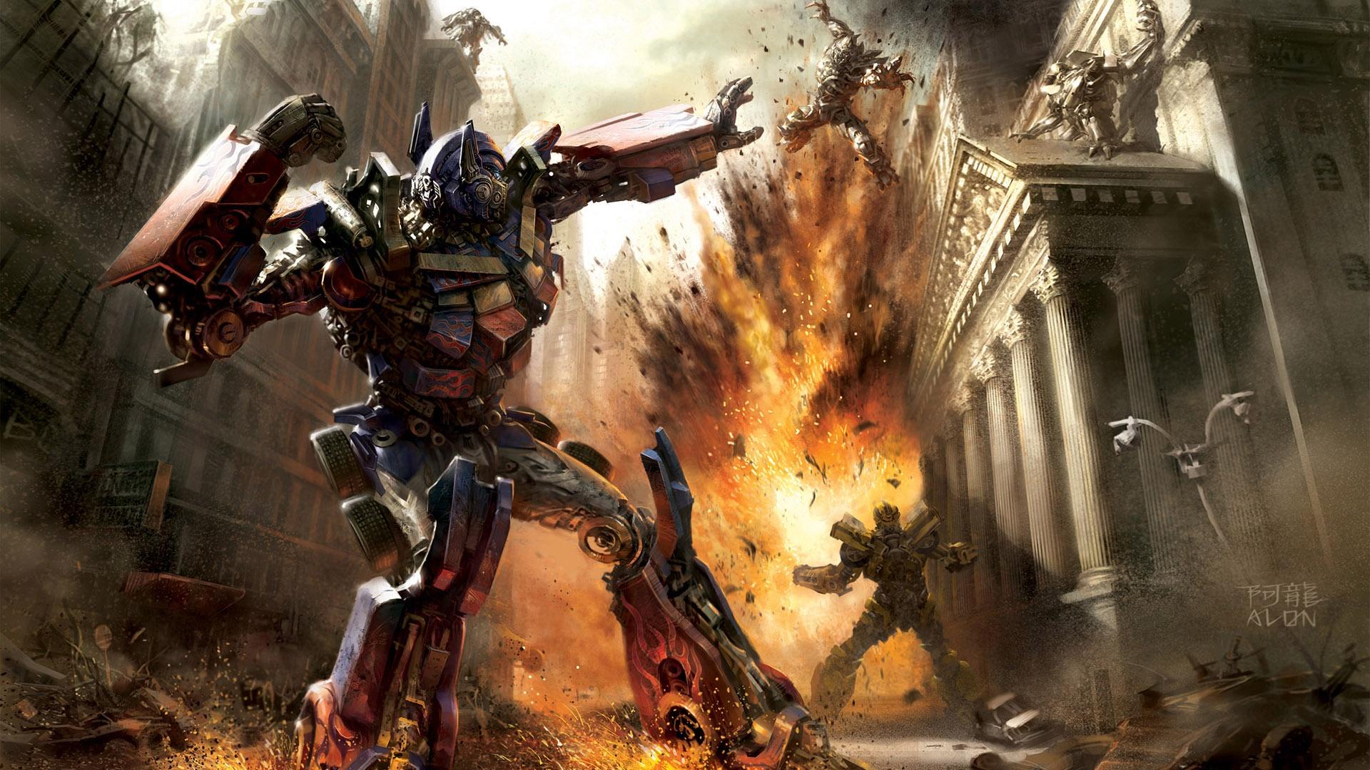 بازی transformers