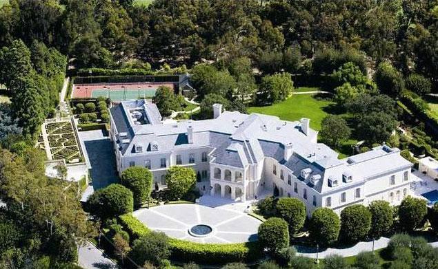 ده  خانه گران قیمت میلیاردرها