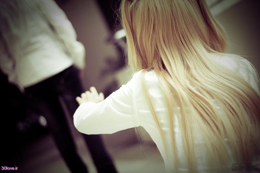 عکسهای لحظه تنهایی