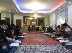 جلسات قرائت - حفظ قرآن کریم در شهر گرگان