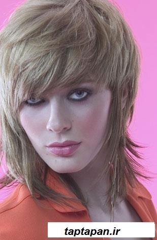 مدل مو-جدیدترین و زیباترین مدلهای مو کوتاه