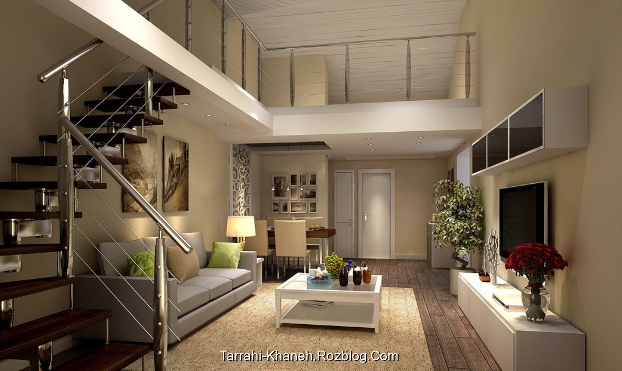 for Duplex house living room designs