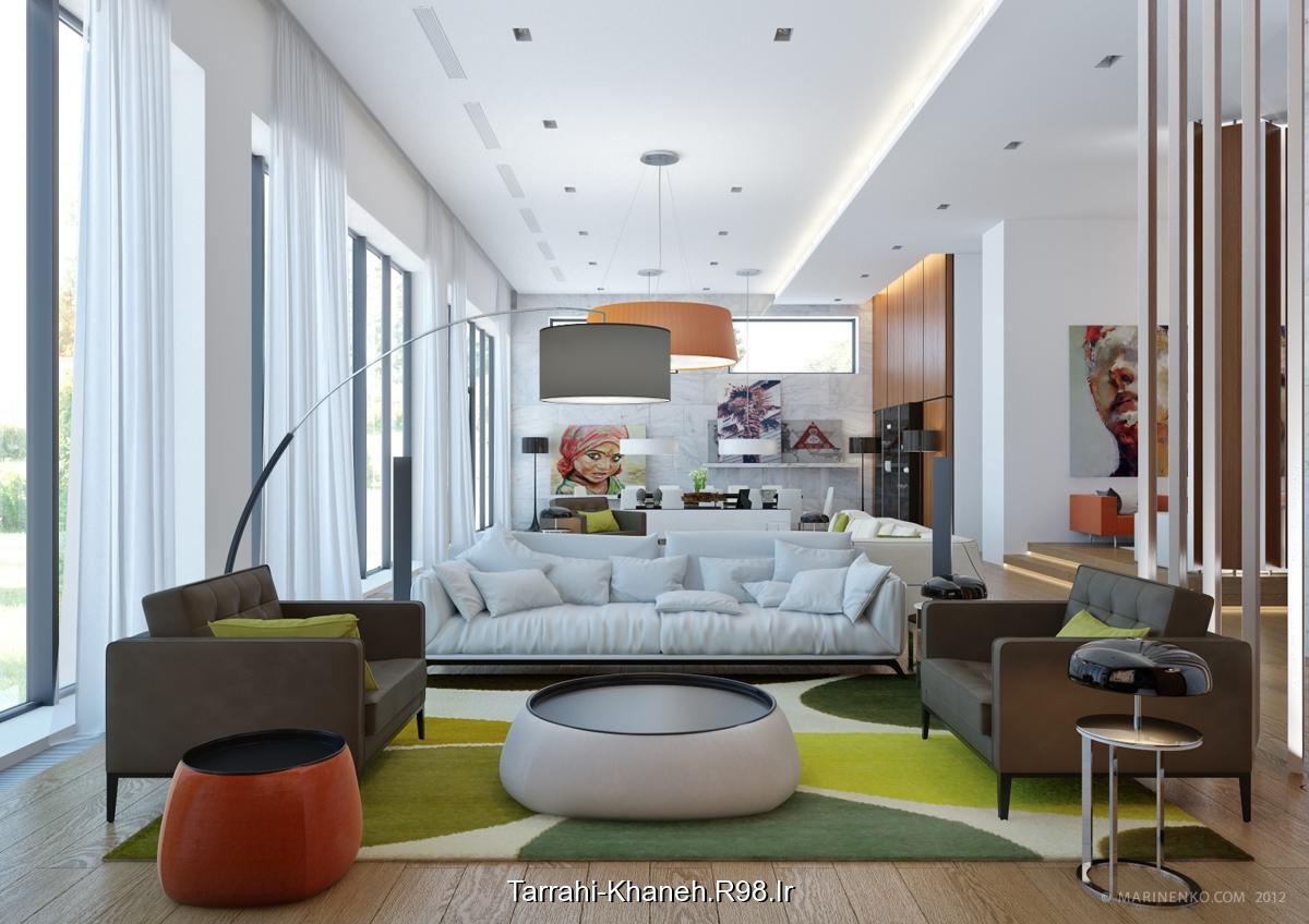 19 والپیپر از اتاق نشیمن (پذیرایی) بزرگ و فوق العاده/Living-Room-Designs/Terrific-Living-Rooms/1-Colorful-living-room.jpeg
