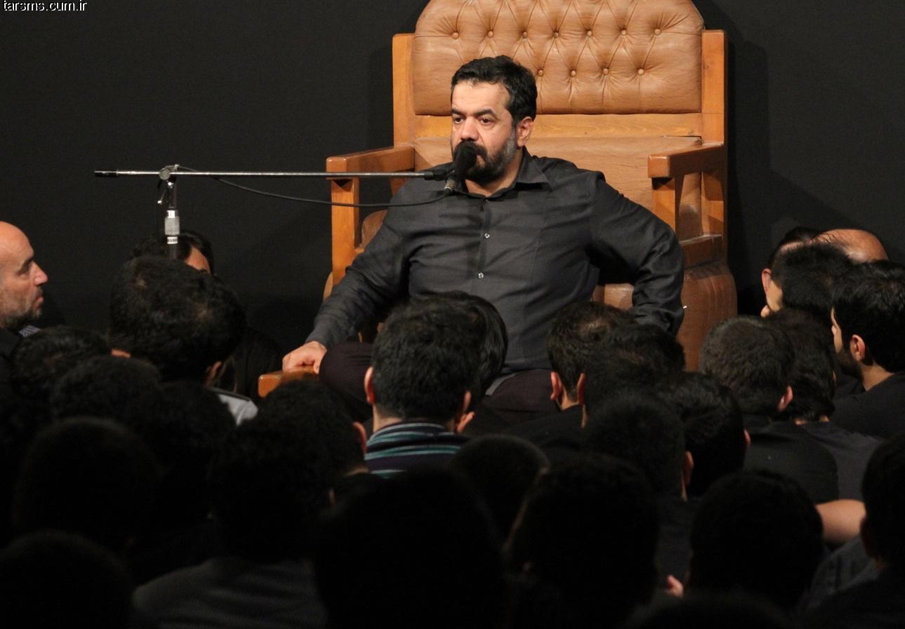 گلچین مداحی های حاج محمود کریمی برای محرم