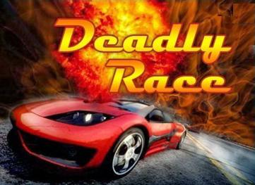 Deadly Race  بازی مبارزه ماشین ها