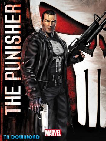 بازی اکشن مجازات گر  The Punisher