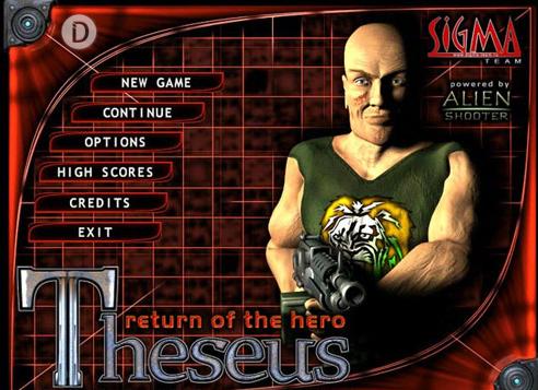 بازی بازگشت مبارزان  Heseus