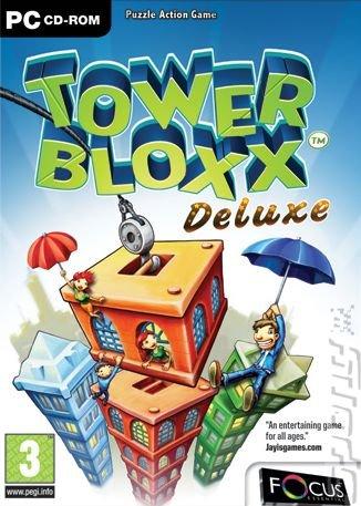 بازی Tower Bloxx Deluxe برای کامیپوتر نسخه جدید