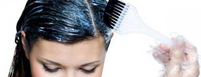 برطرف کردن موهای آسیب دیده