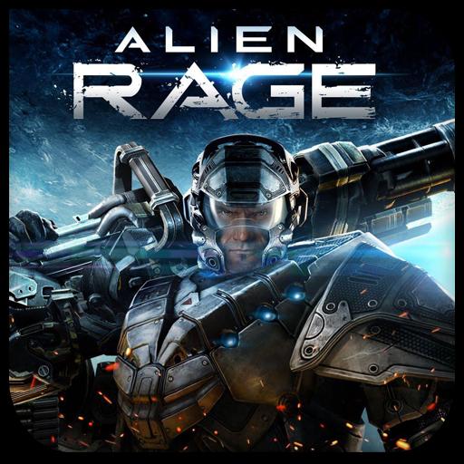 دانلود کرک سالم و نهایی بازی Alien Rage