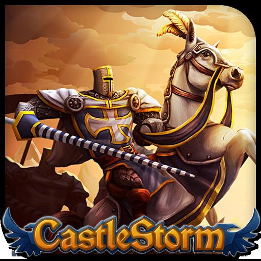 دانلود ترینر بازی CastleStorm